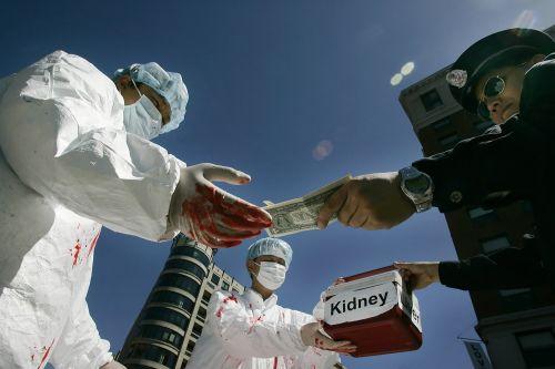 中国器官移植黑幕